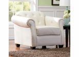 Kristyna Bonded Leather Chair - 502553