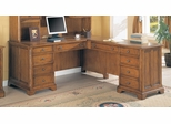 L-Shaped Desk - Executive Office Furniture / Home Office Furniture - 1231-48