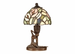 Lady Accent Lamp - Dale Tiffany