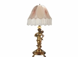 Lady Pink Table Lamp - Dale Tiffany
