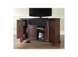 "Lafayette 48"" AroundSound TV Stand in Vintage Mahogany - CROSLEY-KF1002BASMA"