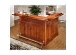 Large Cherry Bar with Side Bar - 62578AXCHE