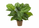 Large Leaf Philodendron Silk Plant (Real Touch) - Nearly Natural - 6582