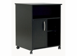 Lateral File Cabinetin Solid Black - South Shore Furniture - 7270691