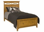 Lea Americana Twin Storage Bed - 237-937R