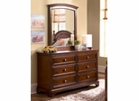 Lea Elite Covington 6 Drawer Dresser - 145-261