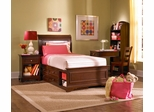 Lea Elite Covington Twin Sleigh Bed Bedroom Set - 145-936R