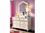 Lea Elite Hannah 6 Drawer Dresser - 147-261