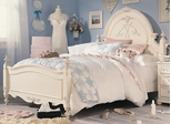 Lea Jessica McClintock Bedroom Queen Panel Bed - Lea American Drew - 203-950-952-097