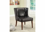 Leather Vinyl Accent Chair - 902102