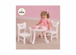 Lil Doll Table & Chair Set - KidKraft