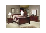Louis Philippe Furniture Collection in Cherry - Coaster