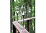 Love Bracket Torch (Set of 2) - Pangaea Home and Garden Furniture - DS-C3052-BR-ST2