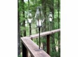 Love Bracket Torch (Set of 3) - Pangaea Home and Garden Furniture - DS-C3052-BR-ST3