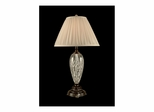 Lucy Crystal Table Lamp - Dale Tiffany