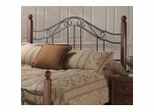 Madison Twin Size Headboard with Frame - Hillsdale Furniture