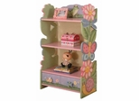 Magic Garden Children's Book Shelf - Teamson - W-7500A