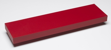 Magnetic Shelves (Set of 2) in Red - 4D Concepts - 16230