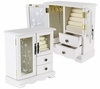 Magnolia Jewelry Box with Doors - JBQ-CL553