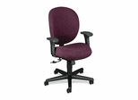 Managerial Chair - Claret - HON7624BW69T