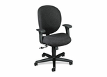 Managerial Chair - Iron - HON7624BW19T