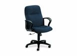 Managerial Mid Back Chair - Navy - HON2072BW90T