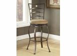 Marin Swivel Bar Stool - Hillsdale Furniture - 4815-842