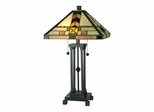 Martin Mission Style Table Lamp - Dale Tiffany