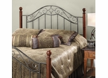 Martino Full/Queen Size Headboard with Bed Frame - Hillsdale Furniture - 1392HFQR
