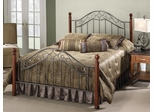 Martino King Size Bed - Hillsdale Furniture - 1392BKR