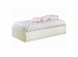 Mate's Bed in Vanilla Cream - South Shore Furniture - 3210080