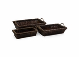 McCaslin Oversized Trays - IMAX - 67033-3
