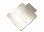 Medium Plush Chairmat - Clear - LLR69165