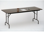 "Melamine Top Folding Table 30"" x 72"" - Correll Office Furniture - CF3072M"