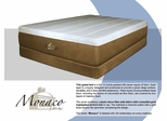 "Memory Foam Mattress - 14"" Monaco ""Luxury Grand"" California King Size Mattress - SilverRest - SRMMONMEM-60"