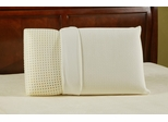 Memory Foam Pillow - Sleep Science Ventilated Euro Queen Size Pillow - South Bay International - V-328-Q