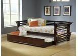 Miko Daybed with Trundle - Hillsdale Furniture - 1457DBT