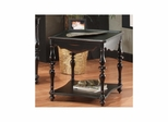Mill Valley Rectangular End Table Weathered Black - Largo - LARGO-ST-T801-120