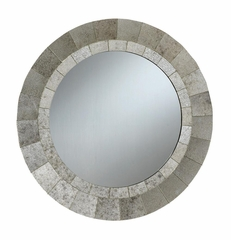 Mirror with Mottled Frame - 901743
