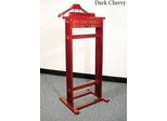 Mission Suit Valet Stand with Drawer - Proman Suit Valet - VL1618X
