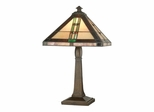 Mission Table Lamp - Dale Tiffany