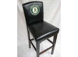 MLB Oakland A's Counter Chair (Set of 2) - Imperial International - 101503