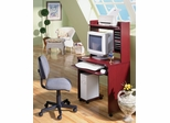Mobile Computer Cart - Nexera Furniture - 2103