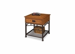 Modern Craftsman End Table with Drawer - Home Styles - HS-5050-20