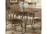 "Montello 45"" Round Dining Table - Hillsdale Furniture - 41541DTB45"