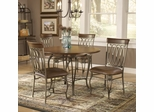 Montello 5-Piece Dining Room Furniture Set - Hillsdale Furniture - 41541DTBC45