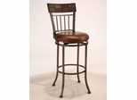 Montero Counter Stool in Copper - Hillsdale Furniture - 4266-826