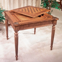 Multi-Game Card Table in Antique Cherry - Butler Furniture - BT-0837011