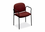 Multipurpose Chair - Burgundy 2 Count- HON4051AB62T