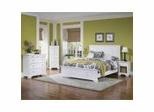 Naples Furniture Collection in White - Home Styles